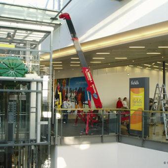 UNIC URW-095 in Copenhagen shopping centre 2